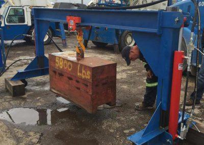 Construction Lift Device