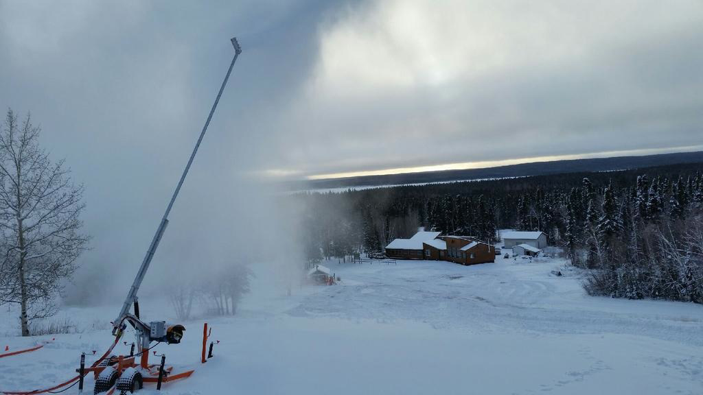 Snow making system